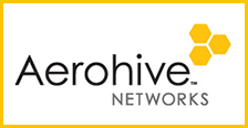logo mediano empresa Aerohive disponible su tecnologia en Unidirect