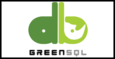 logo mediano Greensql disponible su tecnologia en Unidirect