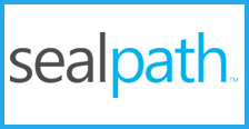 logo mediano Sealpath disponible su tecnologia en Unidirect