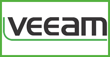 logo mediano Veeam disponible su tecnologia en Unidirect